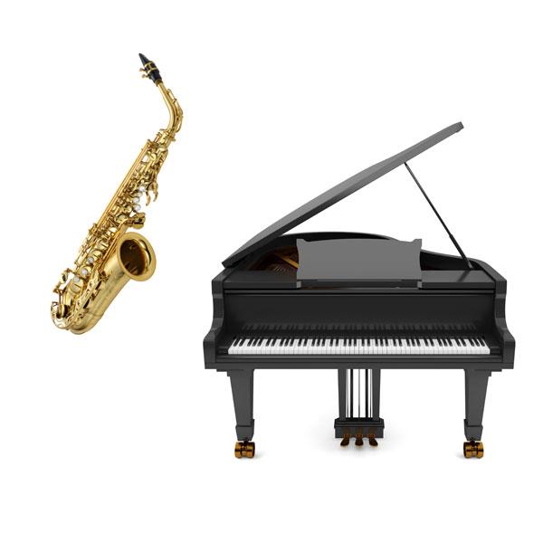 Susi Weiss Duo - Piano und Saxofon
