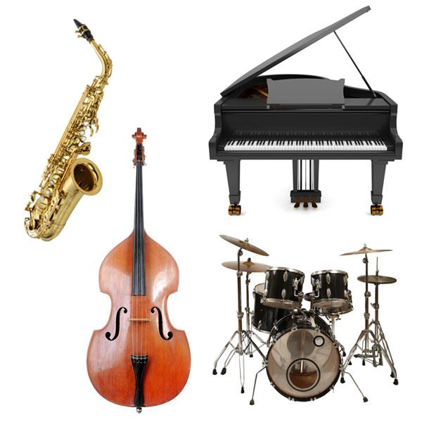 Susi Weiss Quartett - Piano, Bass, Schlagzeug und Saxofon