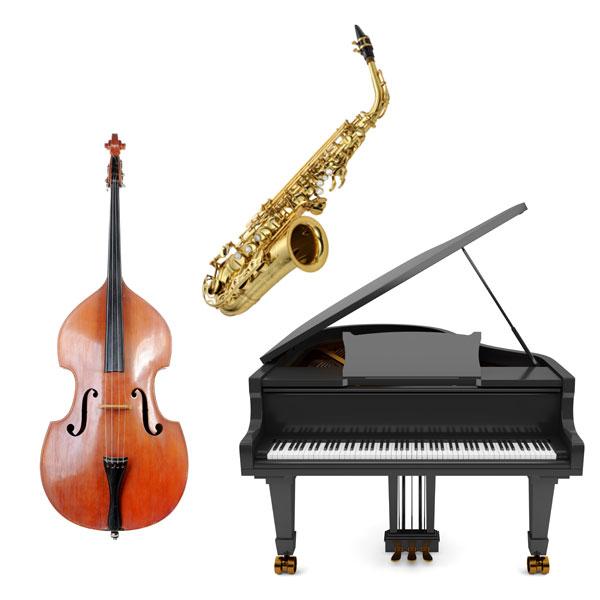 Susi Weiss Trio - Piano, Bass und Saxofon